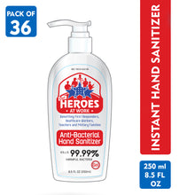 Load image into Gallery viewer, hand sanitizer pump | ourheroesatwork