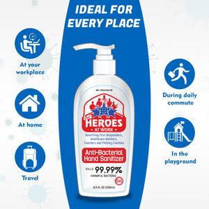 pocket hand sanitizer price |  our heroes at work