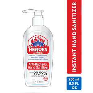 best hand sanitizer | our heroes at work