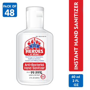 germ x hand sanitizer | our heroes at work