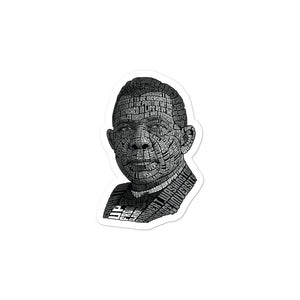 Open image in slideshow, Booker T. Washington Sticker
