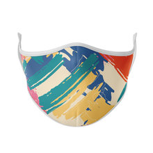 Load image into Gallery viewer, Paintbrush Reusable Face Masks - Protect Styles