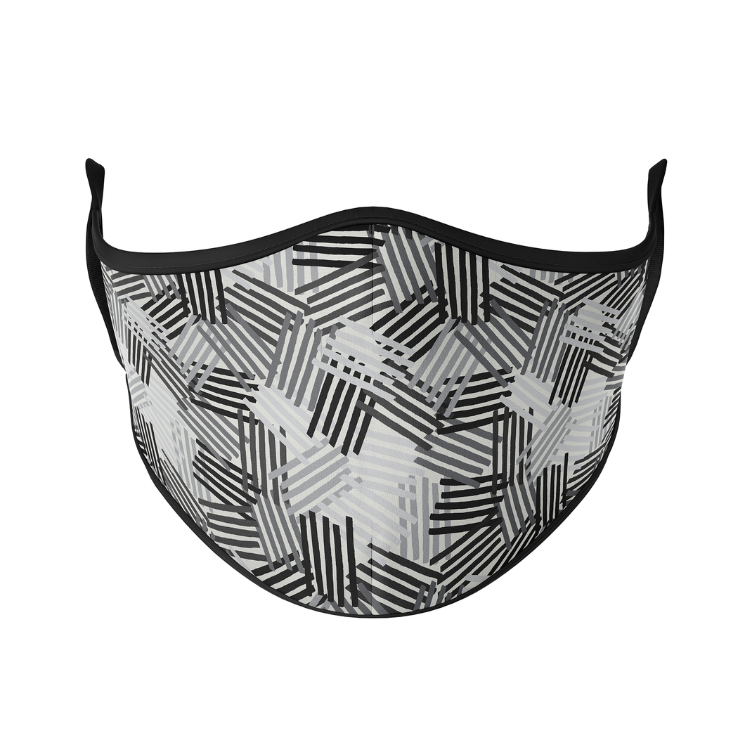 Abstraction Reusable Face Masks - Protect Styles
