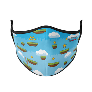 Arcade Reusable Face Mask - Protect Styles