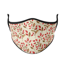 Load image into Gallery viewer, Autumn Flowers Reusable Face Mask - Protect Styles
