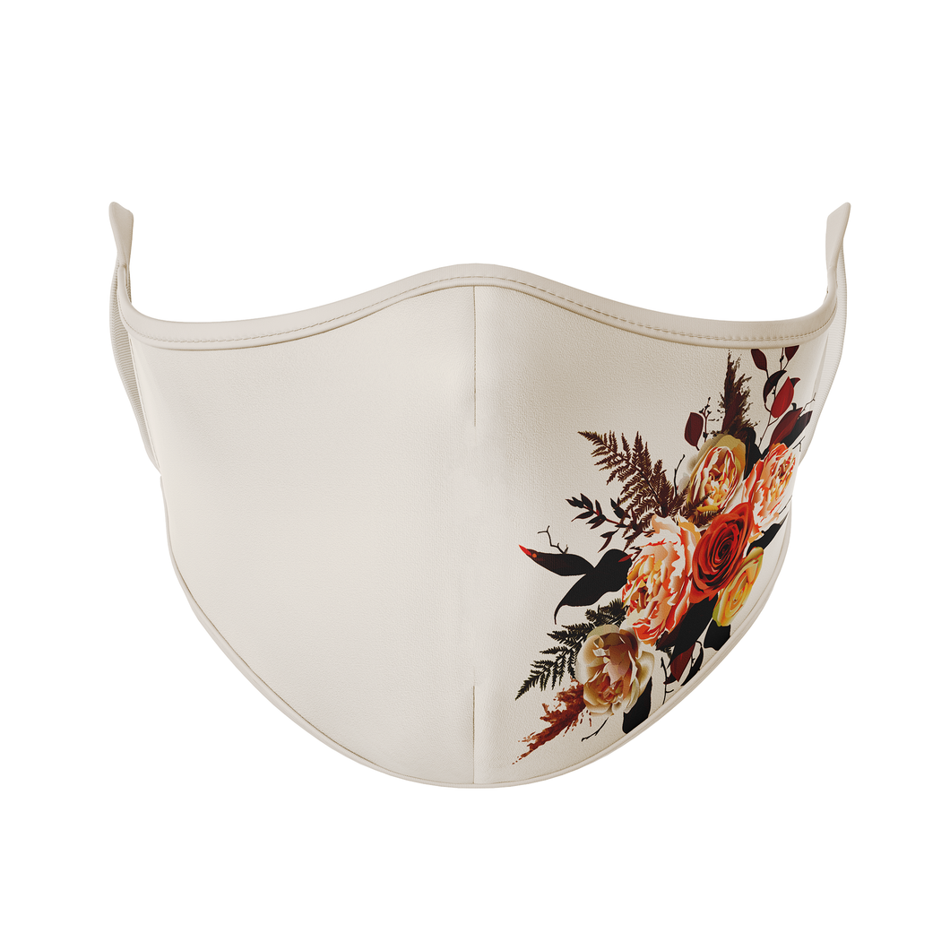 Autumn Bouquet Reusable Face Masks - Protect Styles