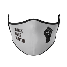 Load image into Gallery viewer, Black Lives Matter Reusable Face Mask - Protect Styles