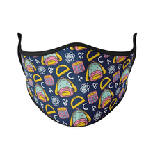 Load image into Gallery viewer, Back 2 School Reusable Face Masks - Protect Styles