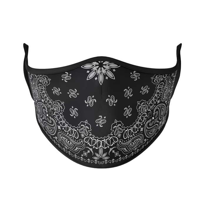 Bandana Reusable Face Masks - Protect Styles
