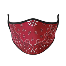 Load image into Gallery viewer, Bandana Reusable Face Masks - Protect Styles