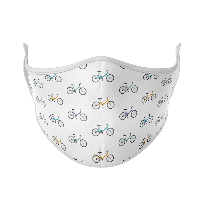 Bicycles Reusable Face Masks - Protect Styles