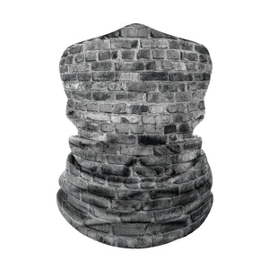 Brick Wall Neck Gaiter - Protect Styles