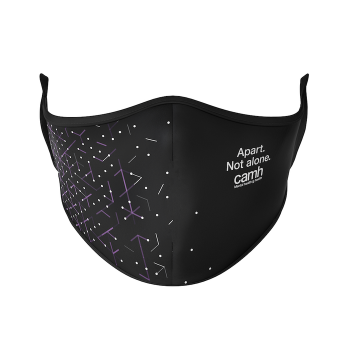 CAMH Dots Reusable Face Masks - Protect Styles