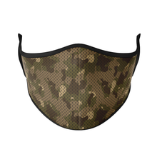 Load image into Gallery viewer, Camo Reusable Face Masks - Protect Styles