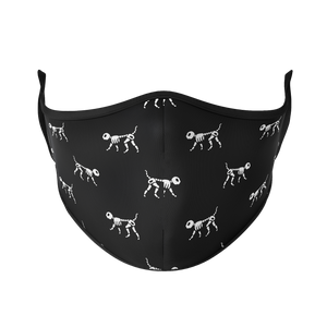 Skeleton Cats Reusable Face Mask - Protect Styles