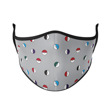 Load image into Gallery viewer, Catch 'Em All Reusable Face Masks - Protect Styles