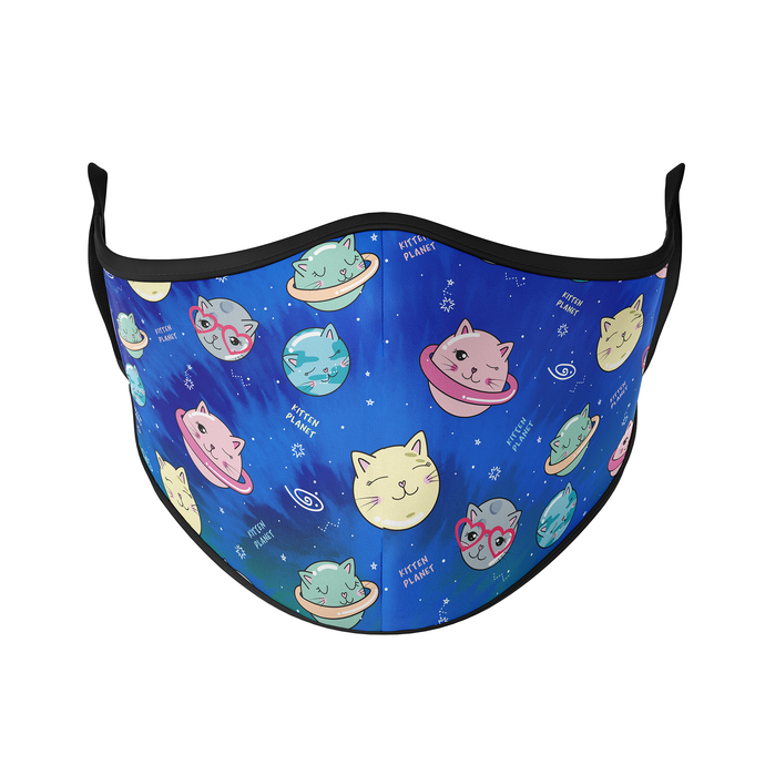 Cats in Space Reusable Face Masks - Protect Styles