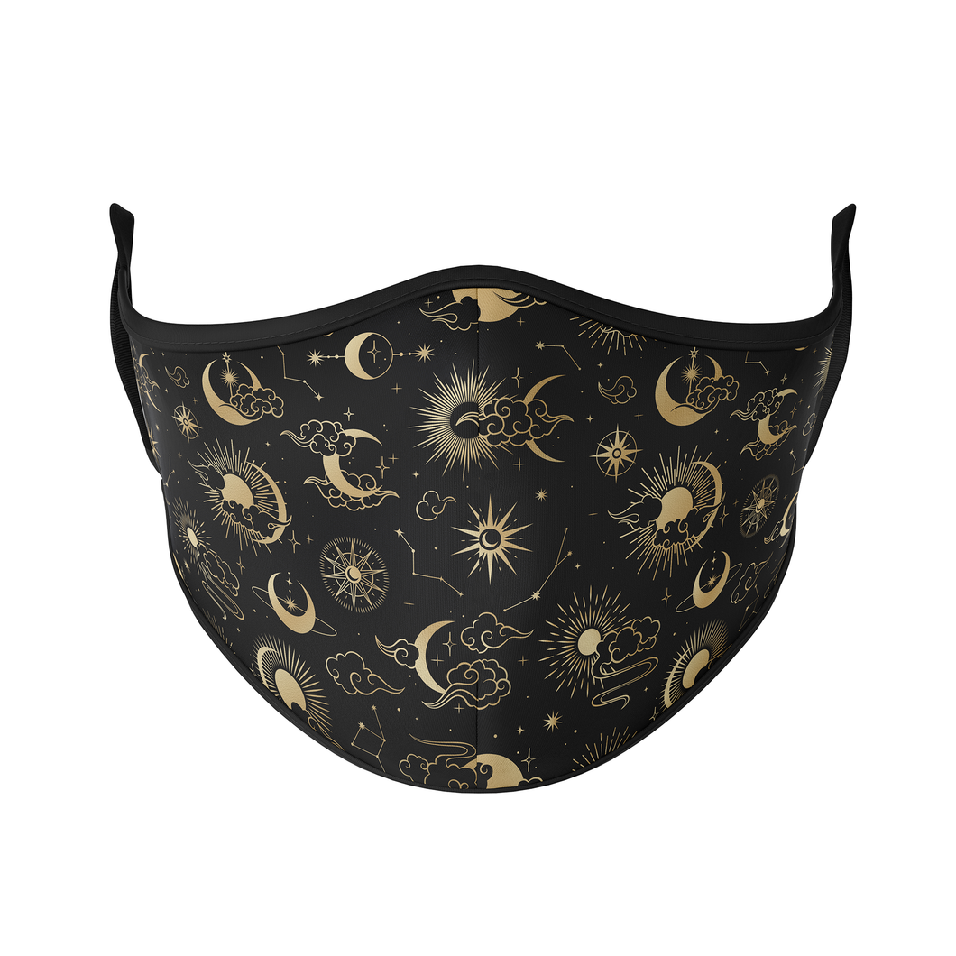 Celestial Reusable Face Masks - Protect Styles