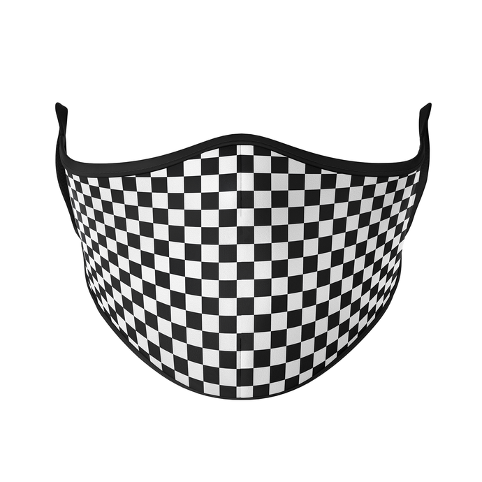 Checks Reusable Face Masks - Protect Styles