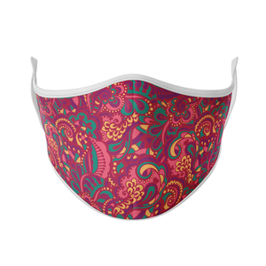 Festive Reusable Face Masks - Protect Styles