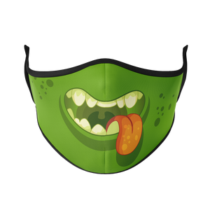 Creature Reusable Face Mask - Protect Styles