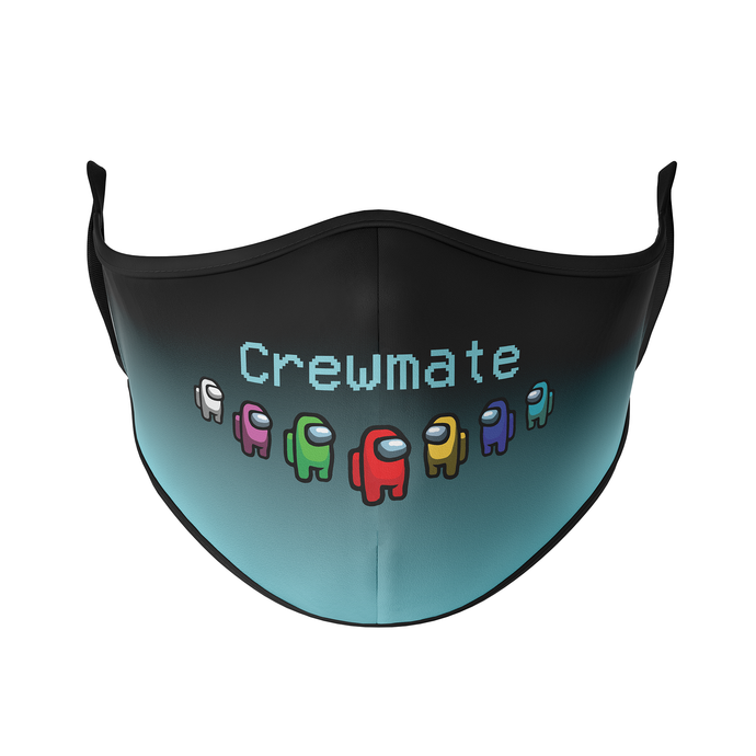 Crewmate Reusable Face Mask - Protect Styles