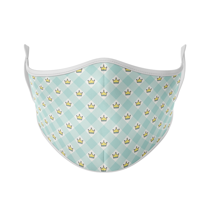 Crowns Reusable Face Mask - Protect Styles