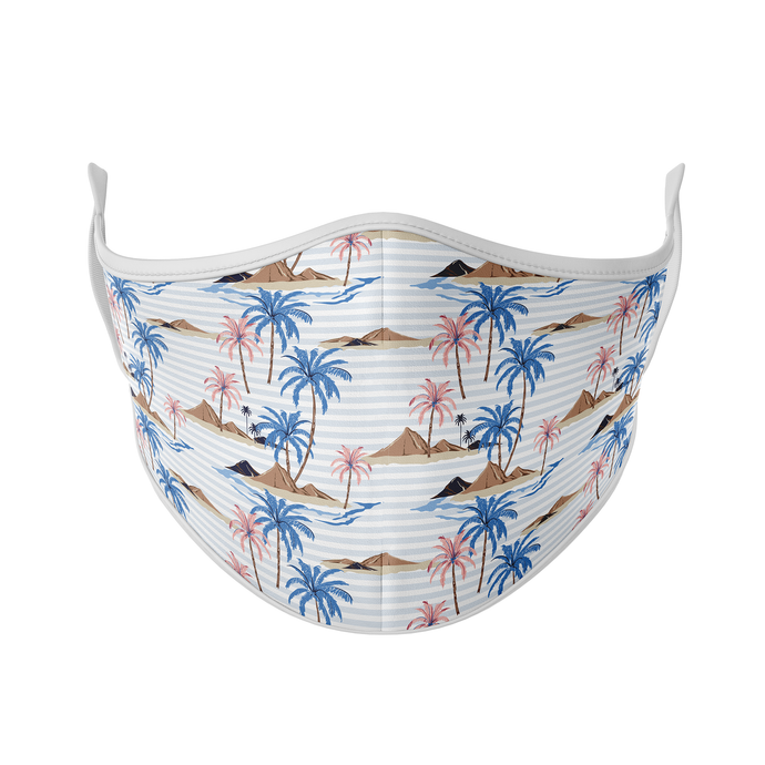 Desert Island Reusable Face Masks - Protect Styles