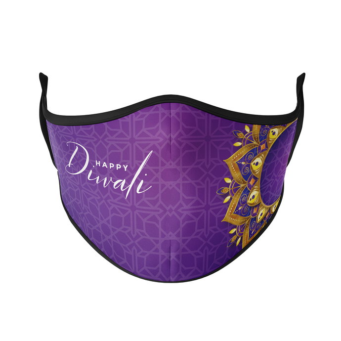 Diwali Reusable Face Masks - Protect Styles