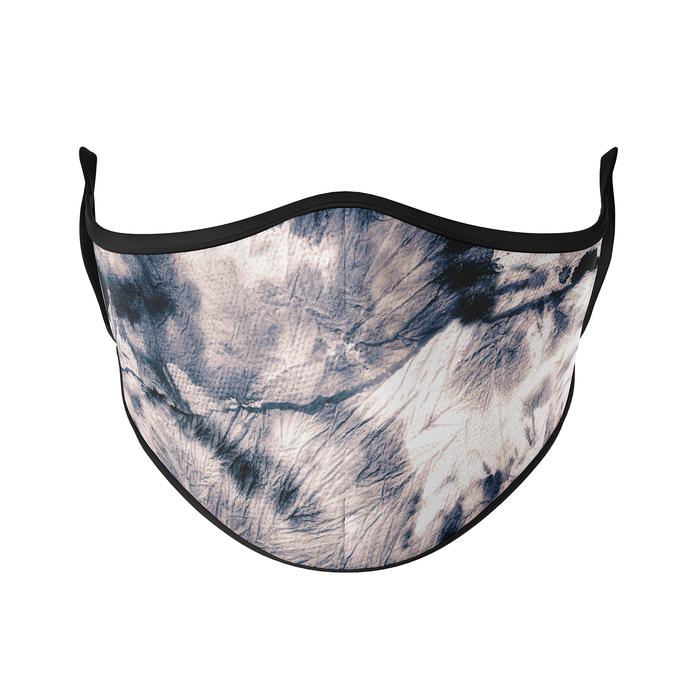 Dyed Reusable Face Masks - Protect Styles