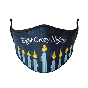 Eight Crazy Nights - Protect Styles