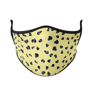 Funky Cheetah Reusable Face Mask - Protect Styles