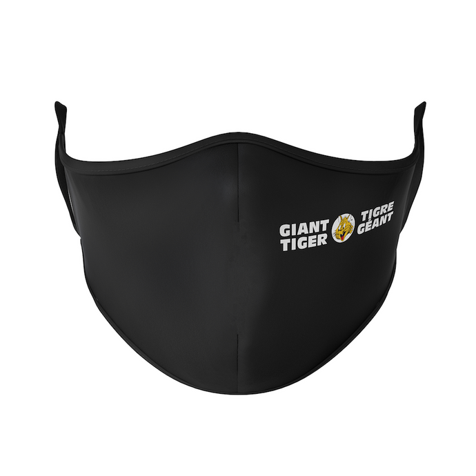 Giant Tiger Reusable Face Mask - Protect Styles