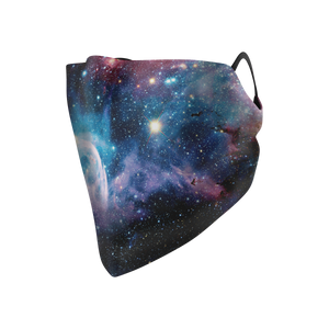 Galaxy Hankie Mask - Protect Styles