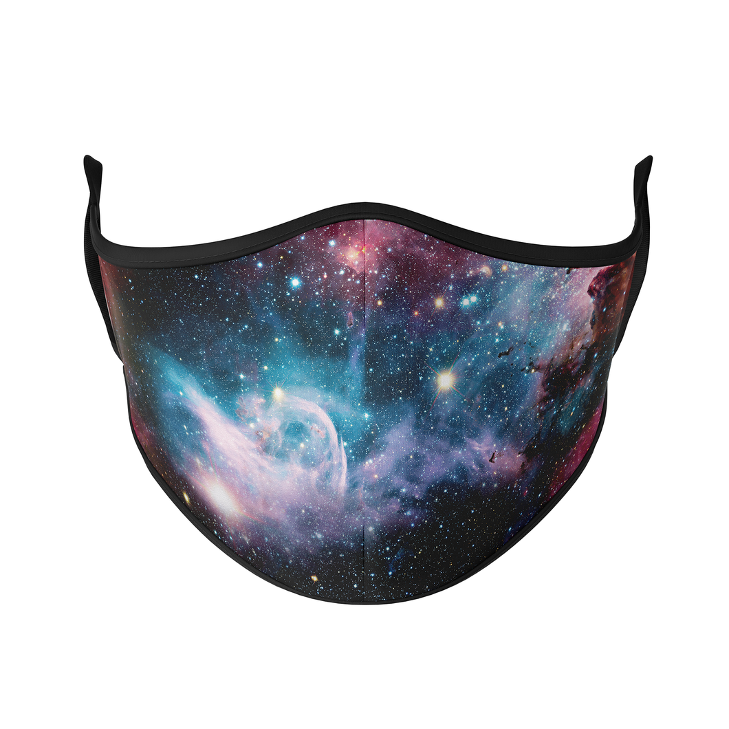Galaxy Reusable Face Masks - Protect Styles