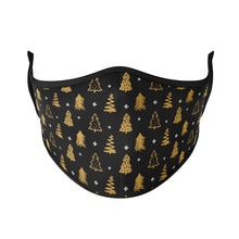 Load image into Gallery viewer, Gold Trees Reusable Face Masks - Protect Styles