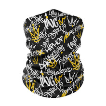 Load image into Gallery viewer, Graffiti Neck Gaiter - Protect Styles