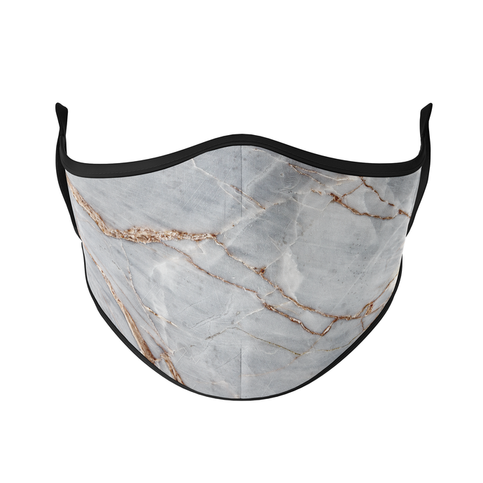 Marble Reusable Face Masks - Protect Styles