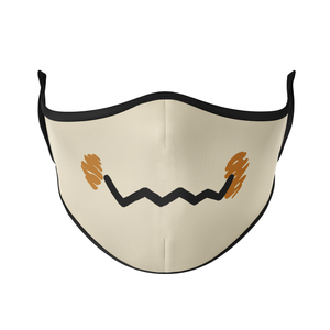 Happy Reusable Face Mask - Protect Styles