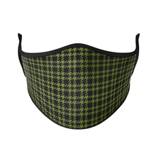 Load image into Gallery viewer, Houndstooth Reusable Face Masks - Protect Styles