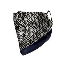 Load image into Gallery viewer, Hypnotic Hankie Mask - Protect Styles