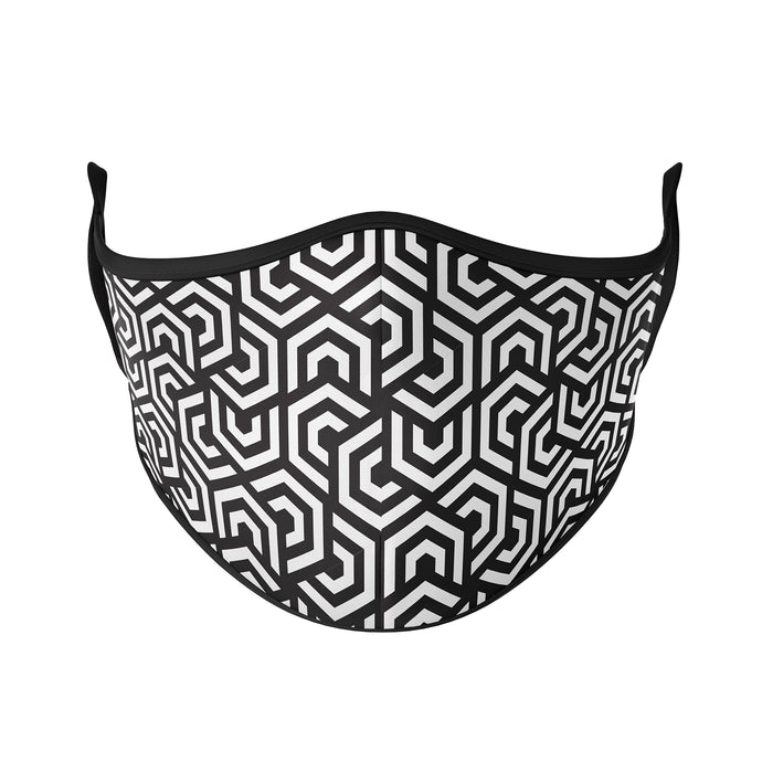 Hypnotic Reusable Face Masks - Protect Styles