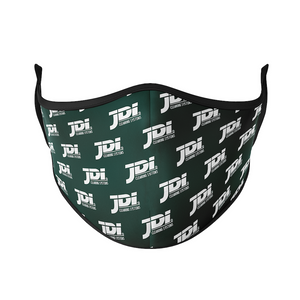 JDI Reusable Face Mask - Protect Styles