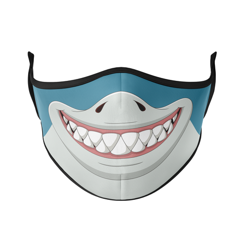 Jaws Reusable Face Mask - Protect Styles