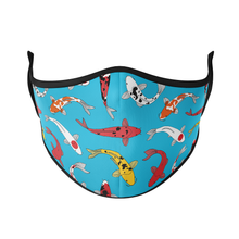Load image into Gallery viewer, Koi Reusable Face Masks - Protect Styles
