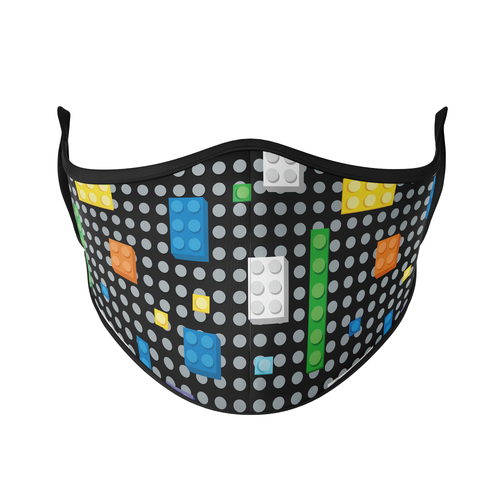 Little Builders Reusable Face Masks - Protect Styles