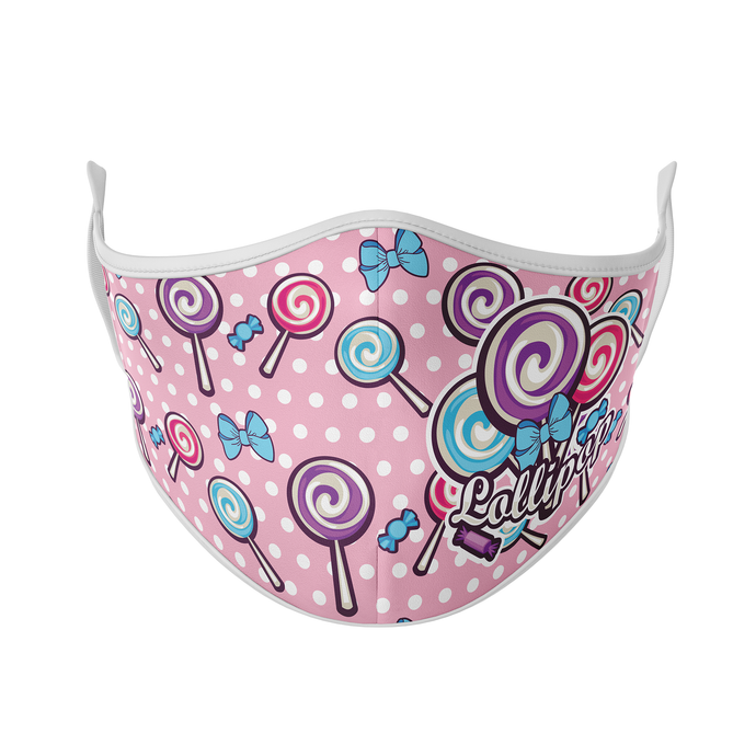 Lollipops Reusable Face Masks - Protect Styles