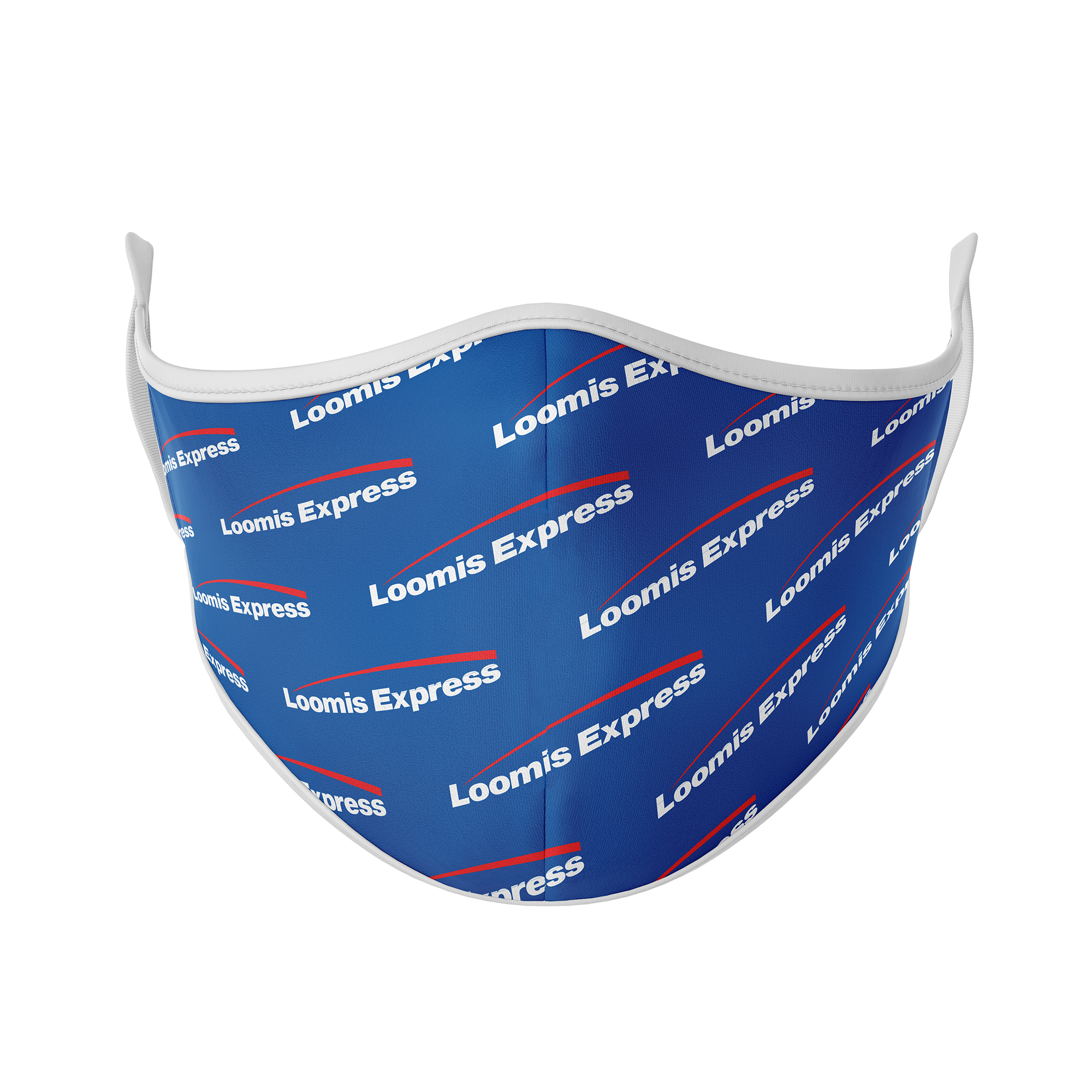 LOOMIS Corporate Reusable Face Mask - Protect Styles