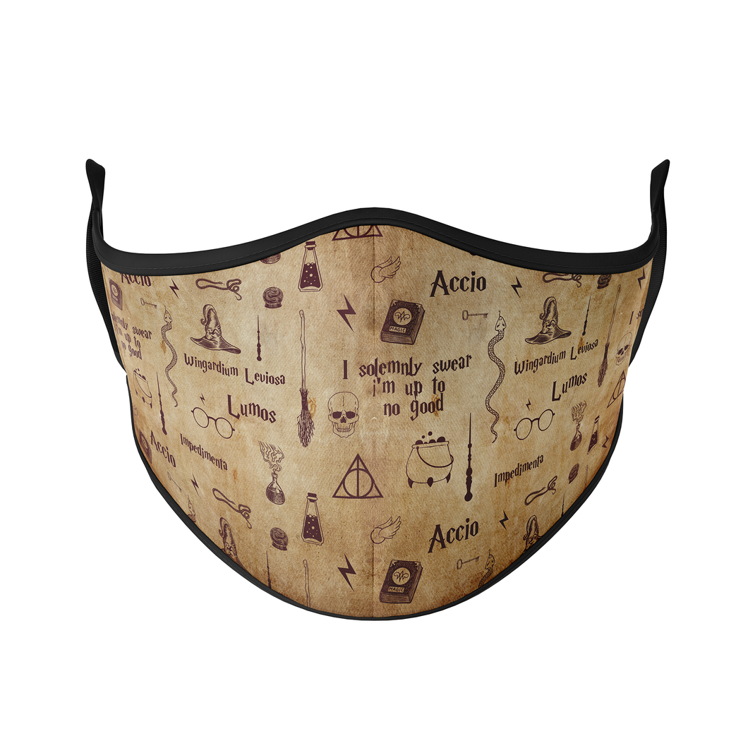 Marauders Reusable Face Mask - Protect Styles