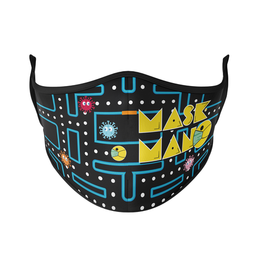 Mask Man Reusable Face Masks - Protect Styles